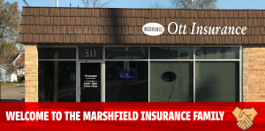 Marshfield Insurance welcomes Ott Insurance